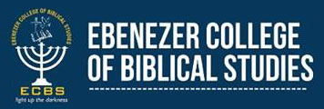 EBENEZER COLLEGE OF BIBLICAL STUDIES LOGO